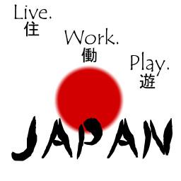 Live Work Play Japan!