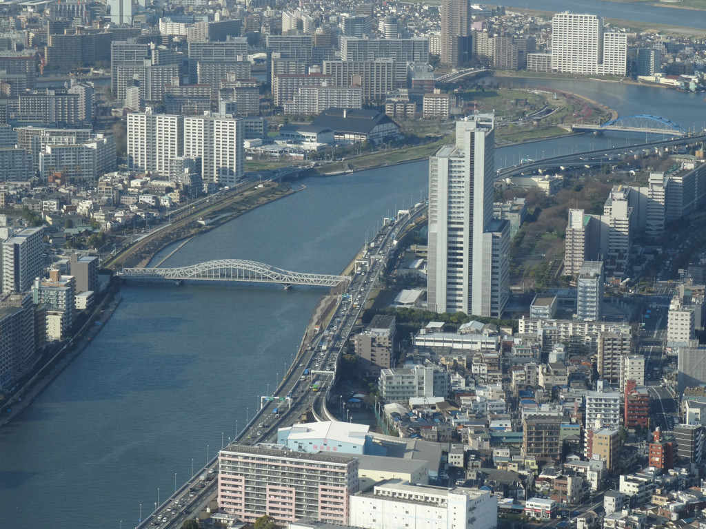 View 2 from Skytree