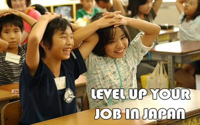 How To Level Up Your Job And Life In Japan