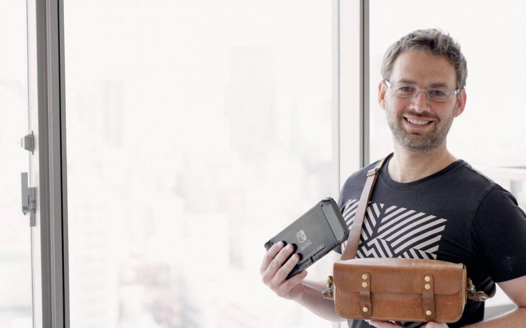 Podcast #27 – Game Designer Turned Fashion Designer – Thomas Grové