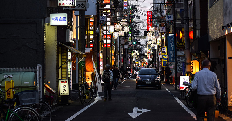 Podcast #30 – Why English Teachers in Japan Only Make 250k a Month