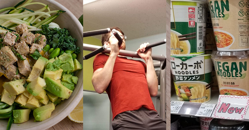 Getting Healthy, Fit and Working Out in Japan