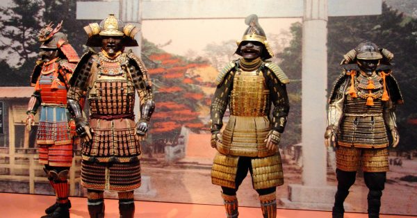 Japanese Samurai Armour